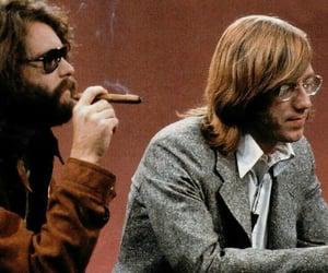 60s, Jim Morrison, and Ray Manzarek image