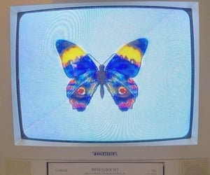 alternative, butterfly, and grunge image