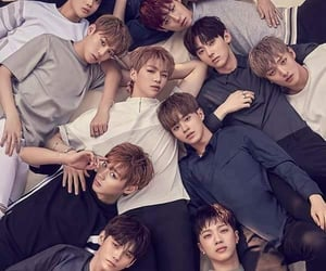 kpop, wanna one, and wannable image