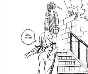 anime, tonari no kaibutsu-kun, and my little monster image