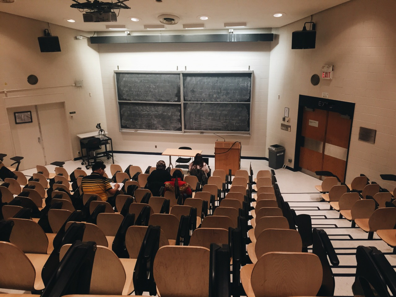 school, college, and university image