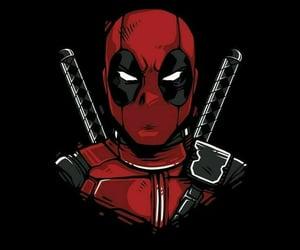 deadpool, lockscreens, and Marvel image