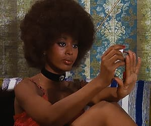 70s, black woman, and fashion image