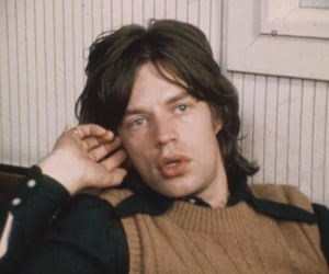 mick jagger, photography, and vintage image