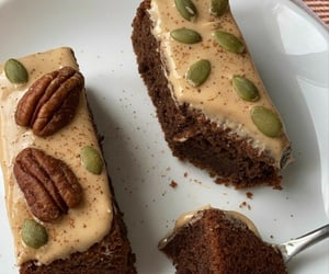 aesthetics, cake, and dessert image