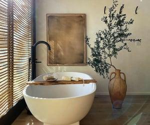 art, bath, and design image
