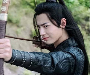 the untamed, cdrama, and wang yibo image