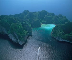 beautiful place, travel, and Island image