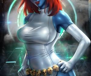 mystique and x-men image