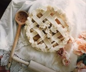 pie, recipe, and cooking image