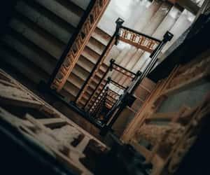 hogwarts, ladder, and photography image