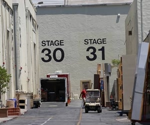 cinema, filming, and hollywood image