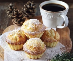 coffee, cozy, and cupcakes image