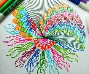 art, artworks, and doodle image