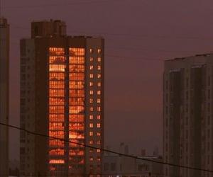 alternative, city, and sunrise image