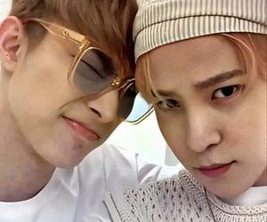 ateez, yunho, and jeong yunho image