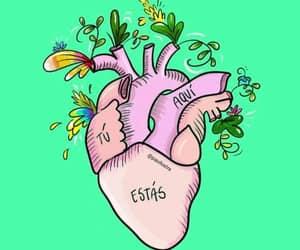 arte, corazon, and amor image