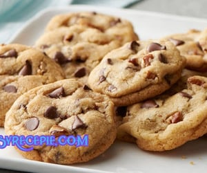 chocolate chip cookies and Cookies image