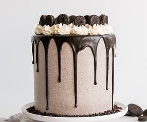 baking, birthday, and cake image