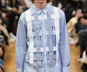 2020, menswear, and comme des garcons image
