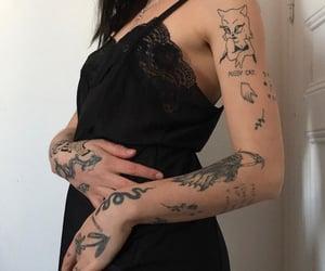 black, ink, and inspiration image