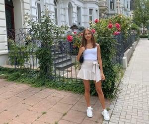 fashion, fashion blogger, and girls image