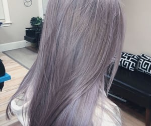 dye, hair, and inspiration image