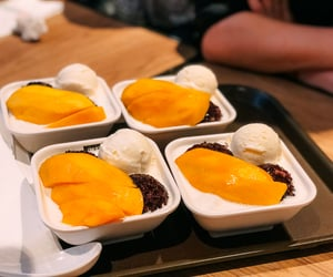 chinese food, dessert, and tapioca image