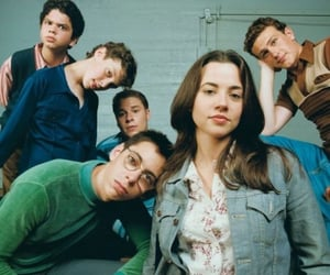 celebrities, freaks and geeks, and martin starr image