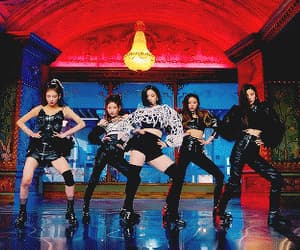 mv, itzy, and gif image