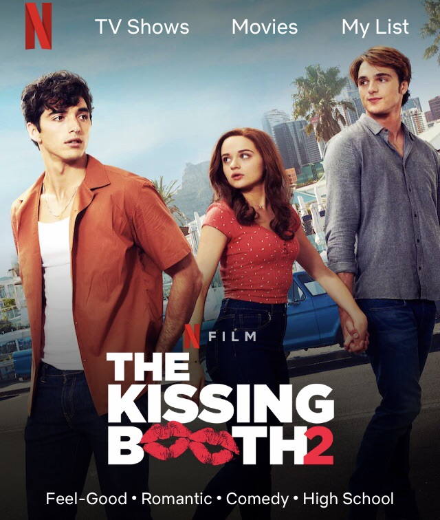 netflix, the kissing booth 2, and tkb 2 image