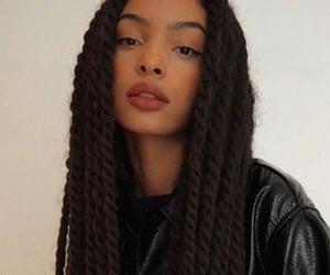 icons, black models, and female icons image