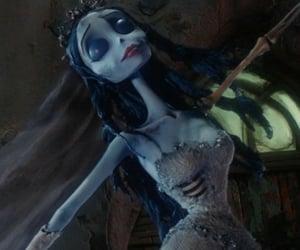 corpse bride, tim burton, and emily image