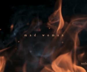 folklore, Taylor Swift, and mad woman image