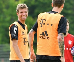 fc bayern münchen, thomas muller, and germany nt image