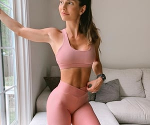 abs, fit, and gym image