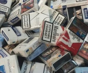 cigarettes, toxic, and marlboro image