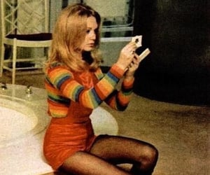 70s, retro, and vintage image