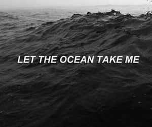 let, mar, and ocean image