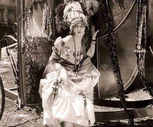 carriage, dorothy gish, and nell gwyn (1926) image
