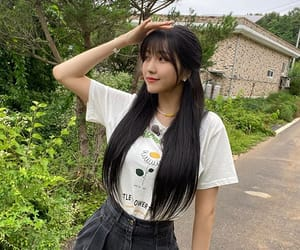 theme, sowon, and gfriend image