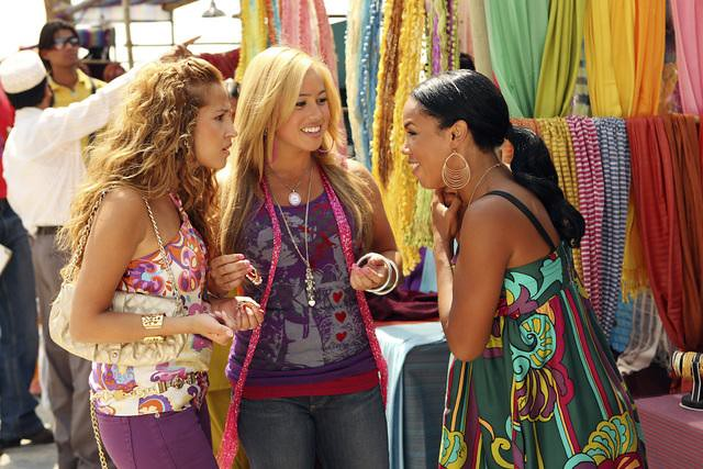 disney, disney channel, and the cheetah girls image