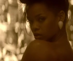 music video, rihanna, and song image
