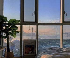 aesthetic, home, and view image