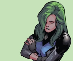 comics, the gifted, and Marvel image
