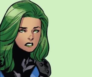 Marvel, lorna dane, and x-men image