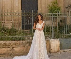 brand, wedding, and bride image