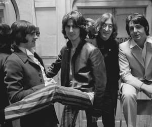 george harrison, the beatles, and ringo starr image