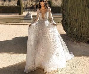 brand, diamond, and wedding image