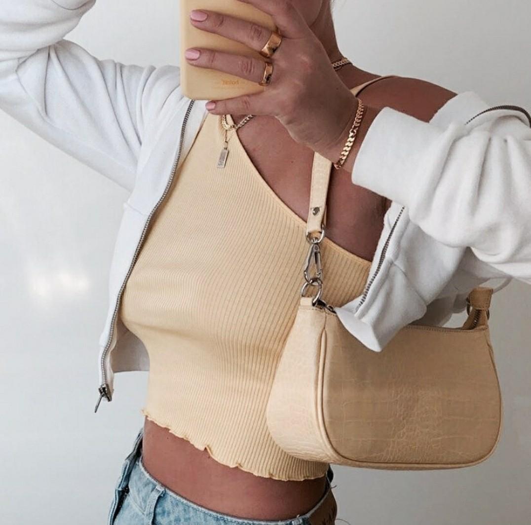 fashion, purse, and jewelry image